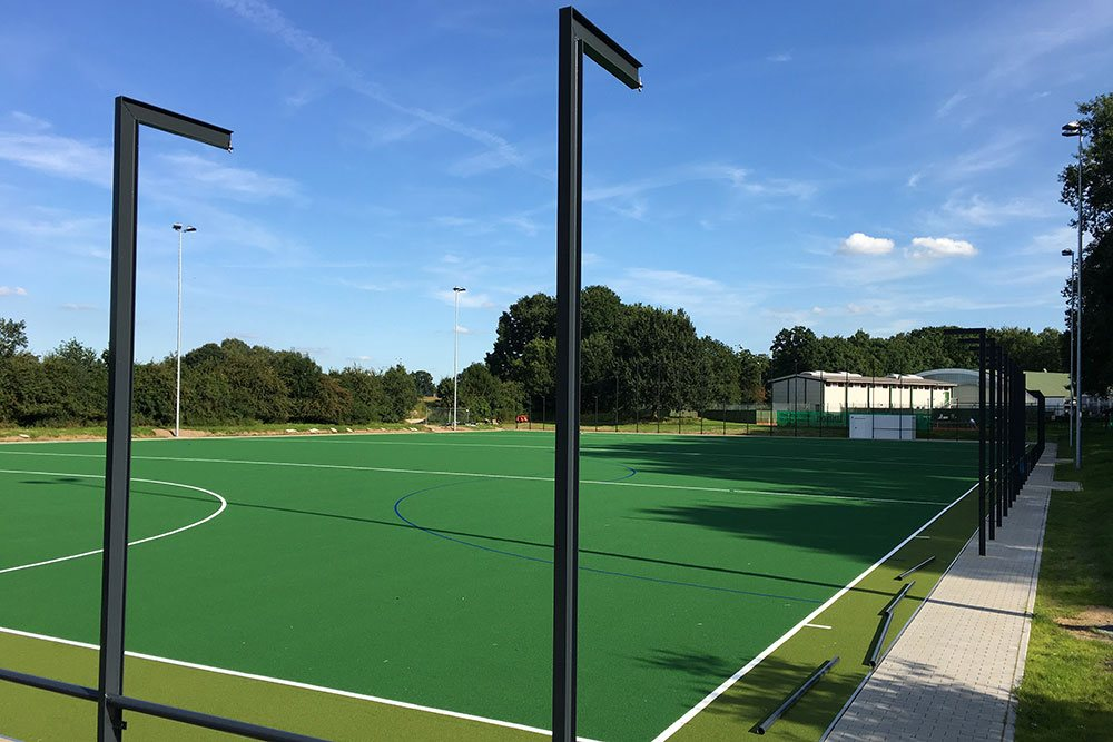 THK Rissen Hockey Kunstrasen Klövensteen Sport Verein West