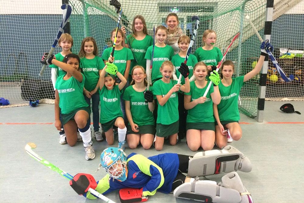 THK Rissen – Mädchen Schulhockey 2016