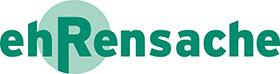 ehRensache Logo