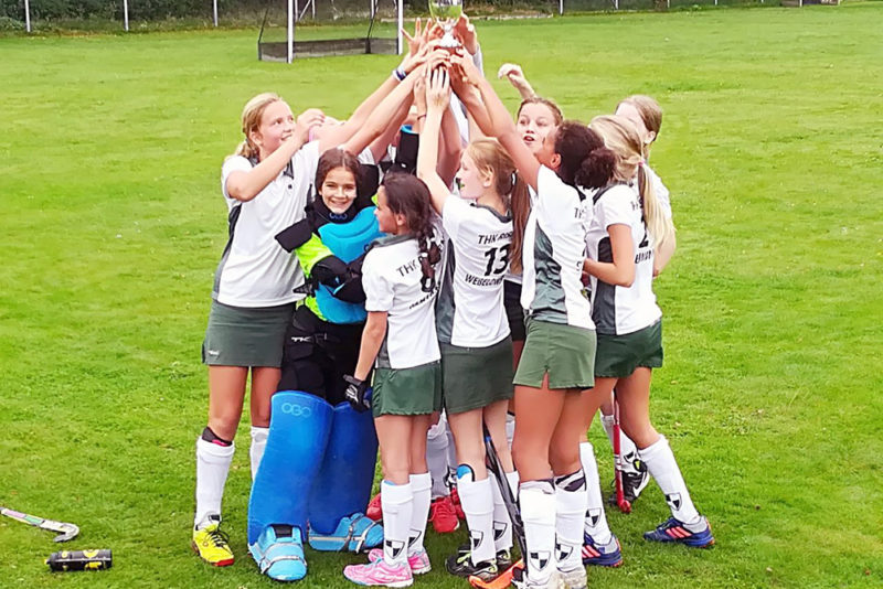 THK Rissen – Mädchen B Pokalsieger 2017