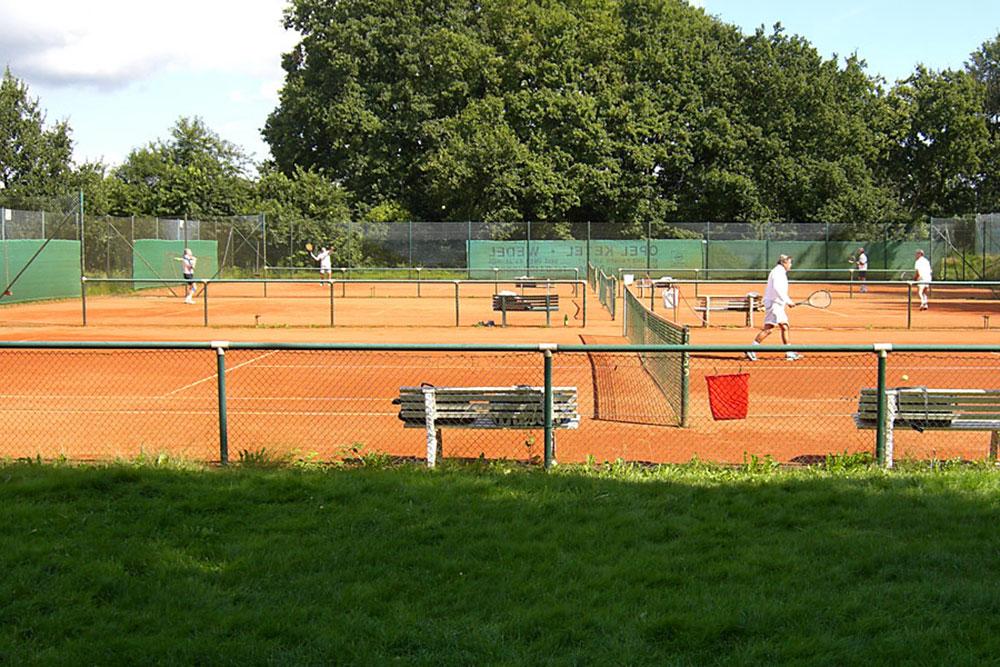 Tennis Saisonstart