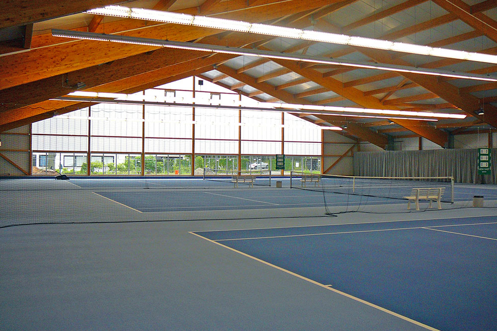 Tennishalle