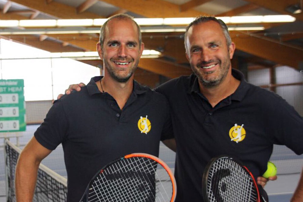 Tennis im THK Rissen