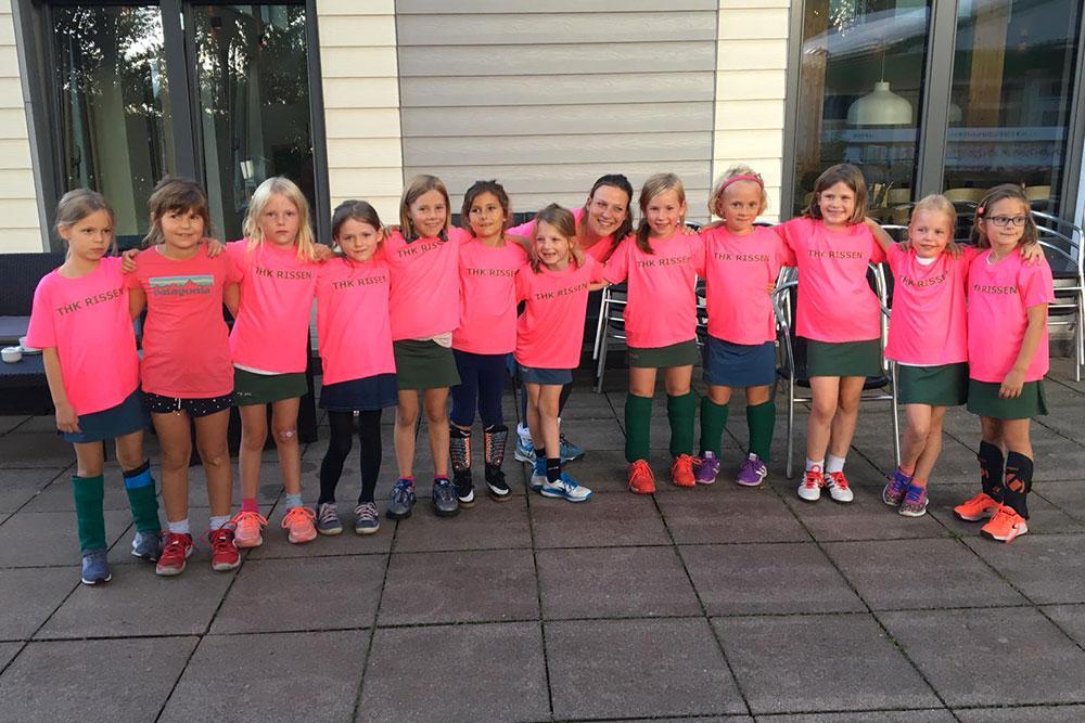 THK Rissen - Mädchen D2 2019 - Jahrgang 2012