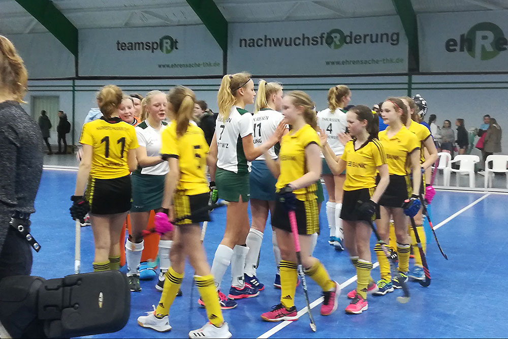 THK Mädchen A Oberligameister