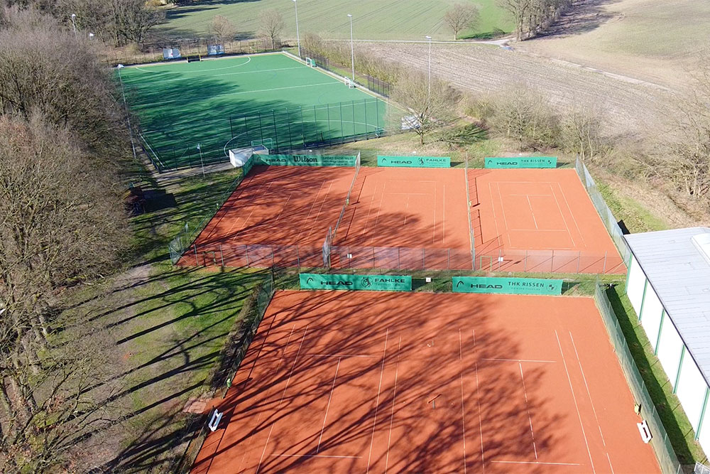 THK Rissen Tennisplätze und Kunstrasen