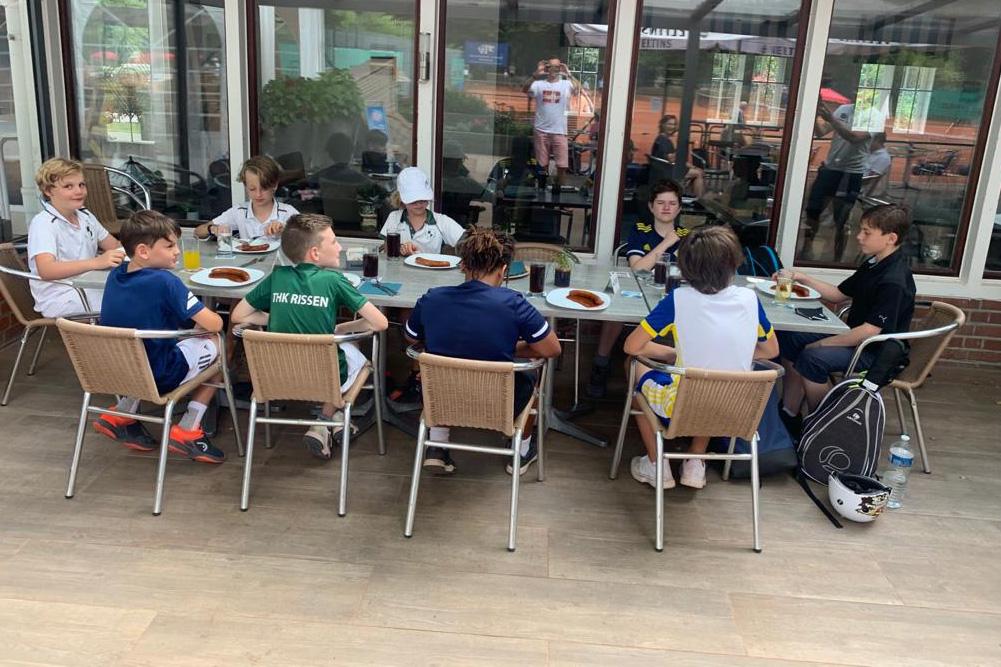 U12 II – erstes Match gegen Horn-Hamm