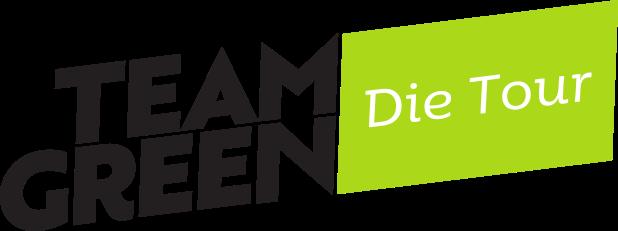 TEAM GREEN Die Tour